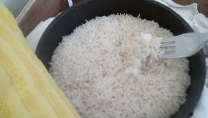 Cocción del arroz